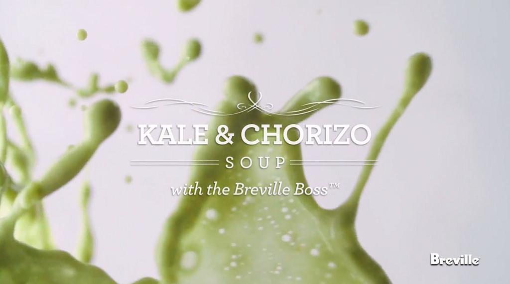 Kale & Chorizo Soup