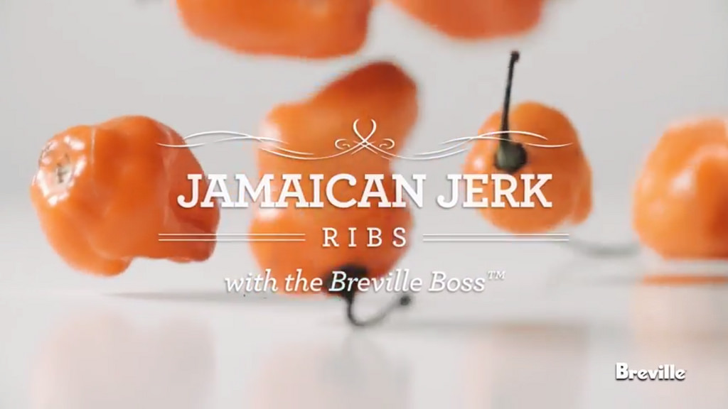 Jamaican Jerk Ribs