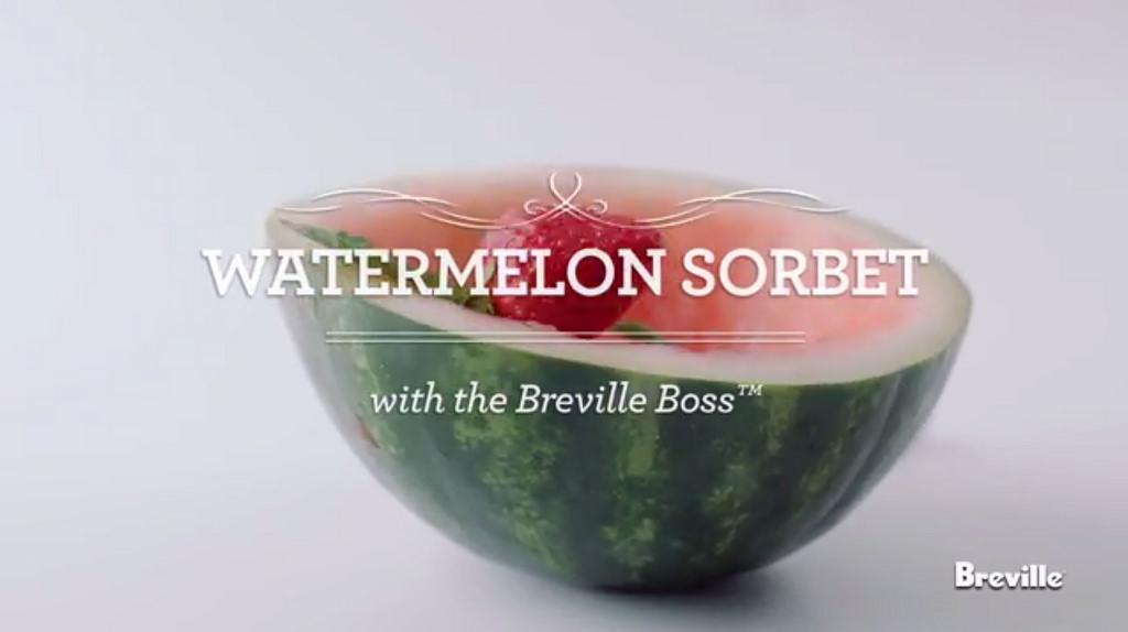 Watermellon Sorbet